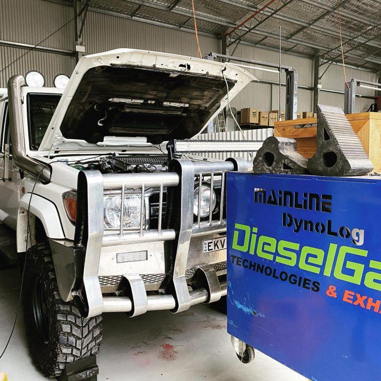Diesel Performance Dyno